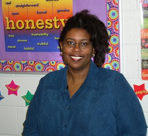 Northside Elementary School social worker Julieanne Muir, who trains coworkers about depression and suicide prevention.