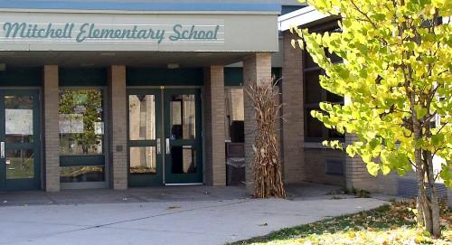 Mitchell Elementary School entry