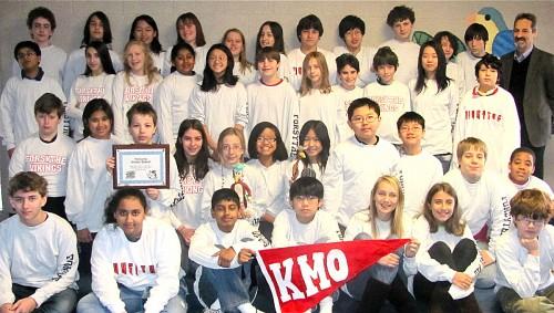 Forsythe KMO Club