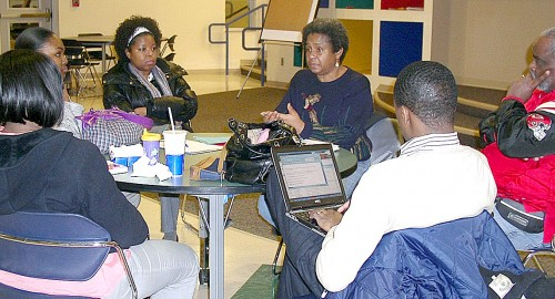Black Parents' Student Support Group BPSSG