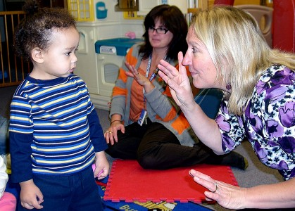 Stone High child care center