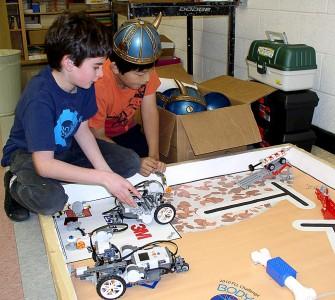 Forsythe Robotics Club
