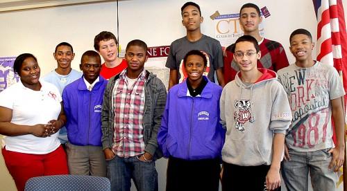 Pioneer sophomore Rising Scholars