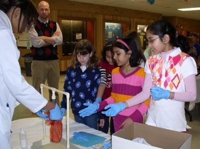 Haisley health sciences fair