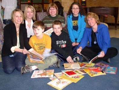Haisley book donation