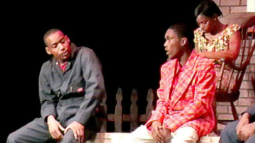 """Fences"" at Roberto Clemente"