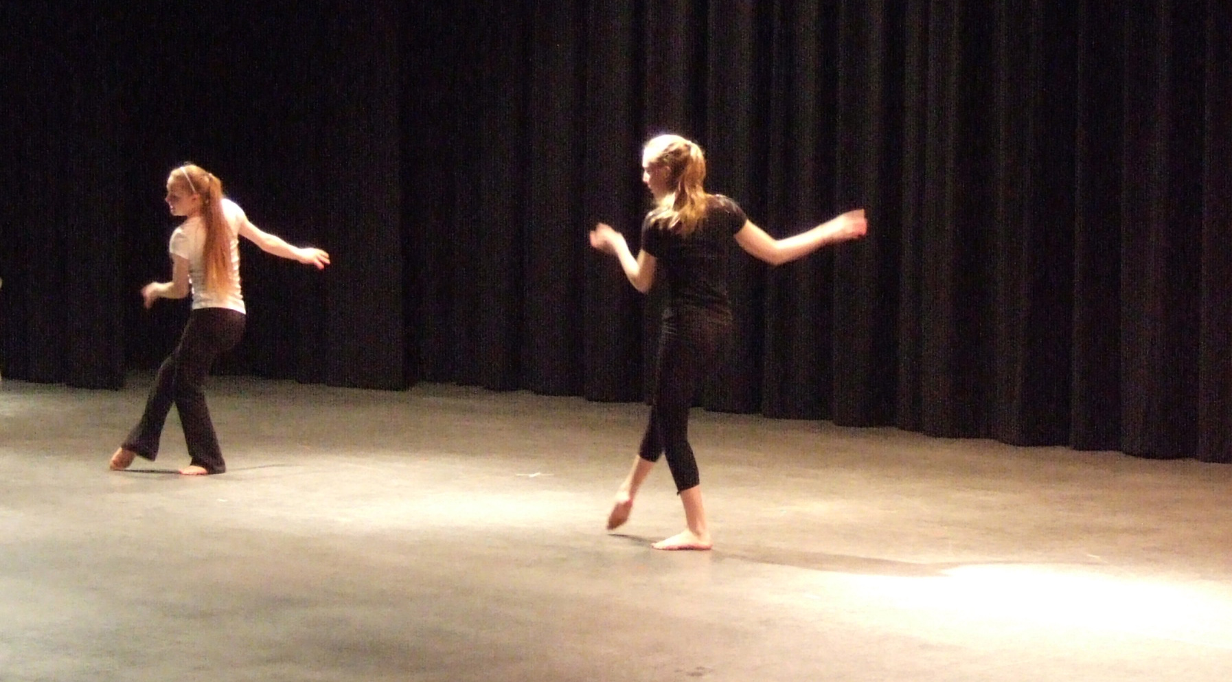 CHS Dance Body