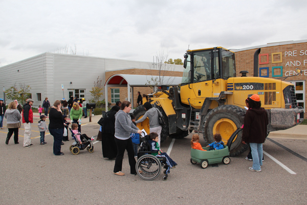 Preschool Transportation Day