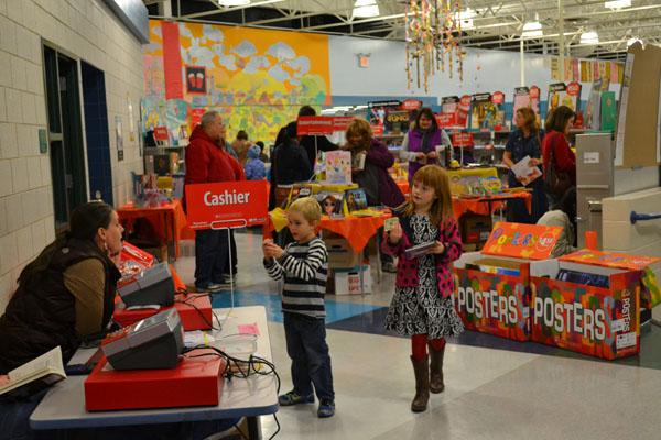 Logan Book Fair