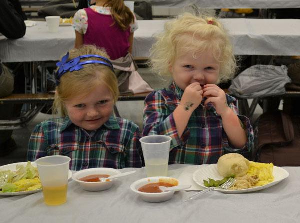 Logan Noodle Dinner 2012