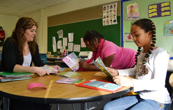 Partners for Excellence Reading Volunteer Program
