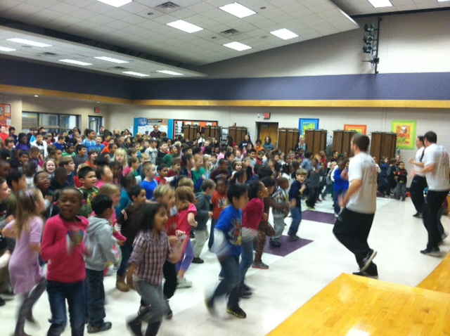 Red Wings Assembly Program at Carpenter Dec 6