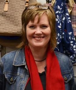 Executive Director of the Ann Arbor PTO Thrift Shop Ann Farnham