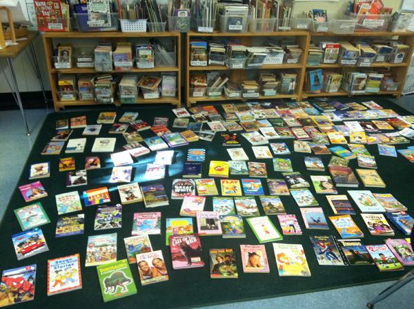 Carpenter Book Donation