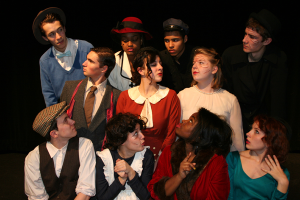 Huron Players Musical Comedy Murders