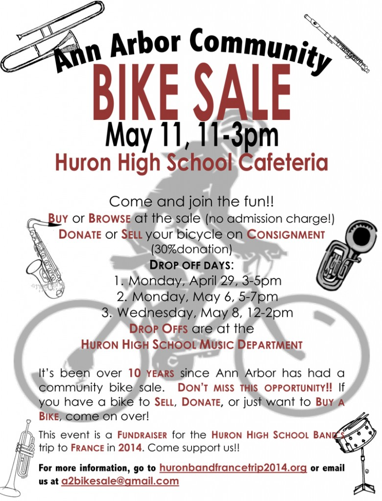 Bike Sale information
