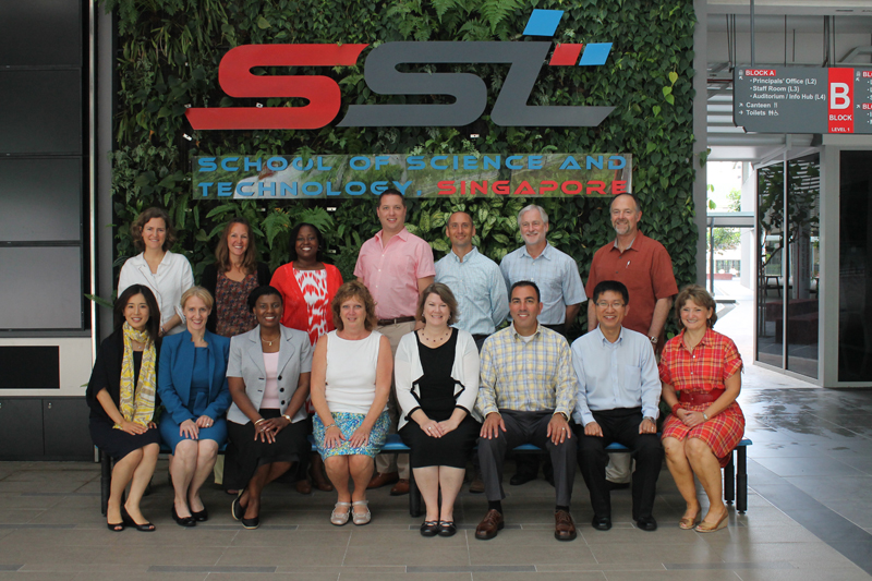 SST Group photo-post