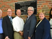 IMRA planetarium rededication ceremony