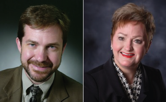 Brian Osborne and Jeanice Kerr Swift are finalists for the AAPS Superintendent position.