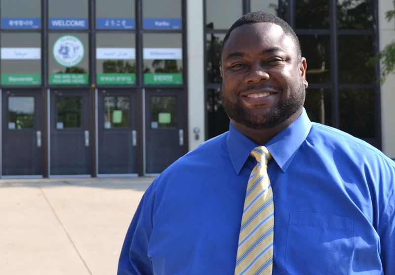 Che Carter Clague Middle School Principal