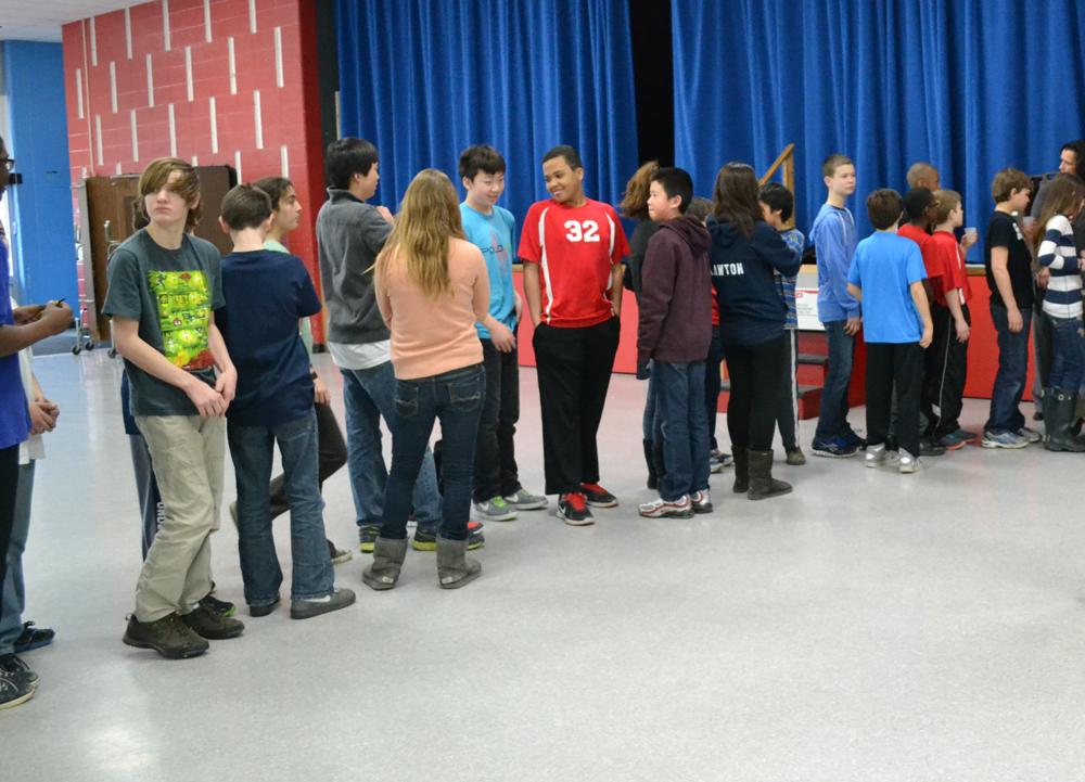 Forsythe Middle School (file photo)