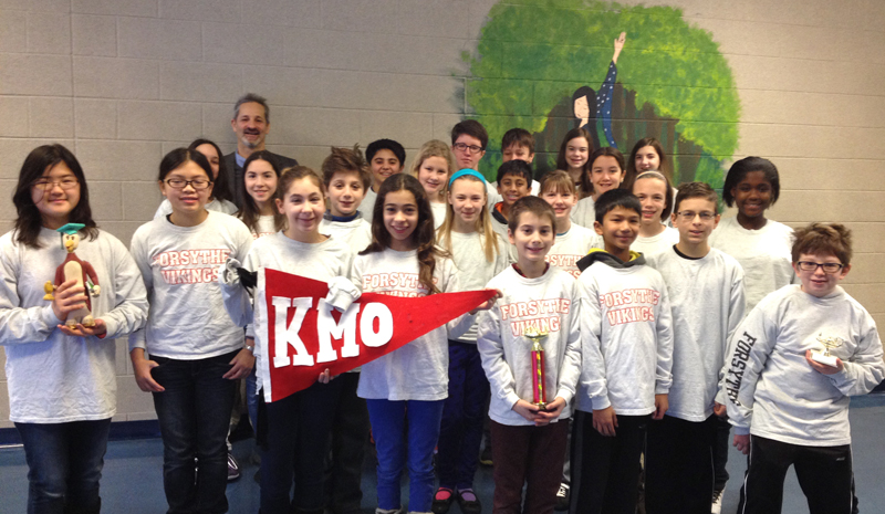 KMO team win