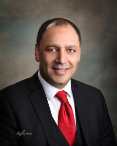 Assistant Superintendent, Finance and Operations Marios Demetriou is expecting relatively flat state funding for the 2015-16 school year.
