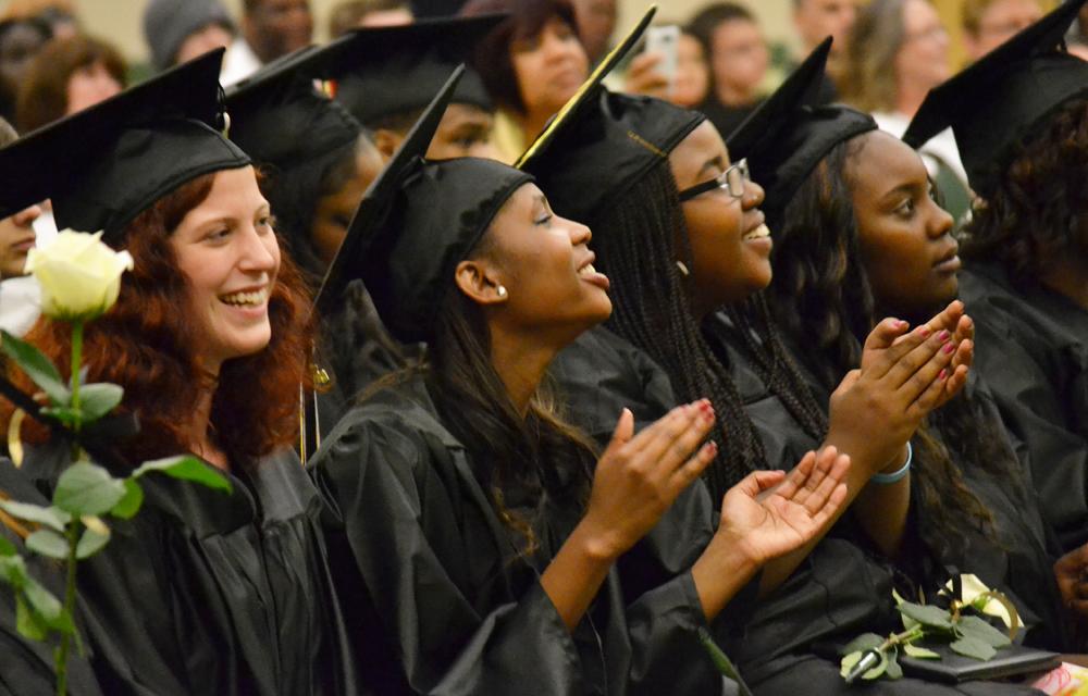 A2 Tech graduation, May 2013