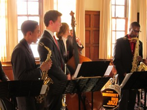 featured-Marsalis CHS jazz