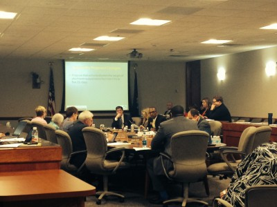 AAPS Board at State Board of Education