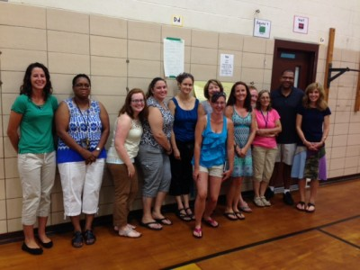 Haisley Elementary Schools West Team!