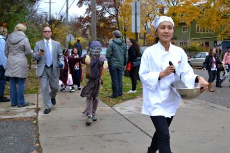 Halloween at Burns Park