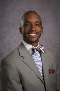 Dr. Ben Edmondson, former King Elementary Principal, current Principal at Pathways to Success Academic Campus.