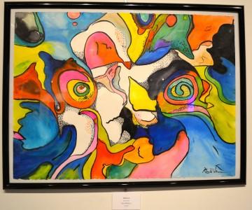 """""""Delirium"""" by Ron Williams"""