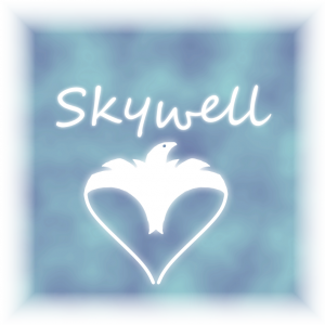 Skyline student Joseph Joel designed this logo for SkyWell.
