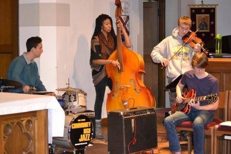 CHS Jazz Band