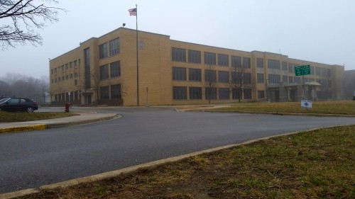 Tappan Middle School will be the site of the April 16 millage meeting.