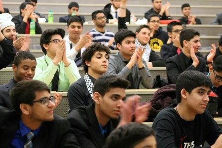 MIST is open to Muslim and non-Muslim high school students who want to compete in a variety of categories.