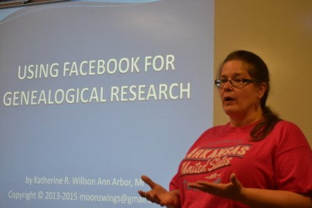Katherine Willson explains how Facebook can be a powerful tool for genealogists.