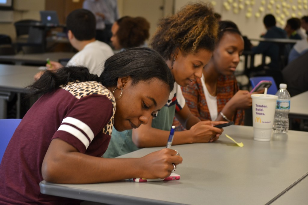 Brianna Dunson, Olivia Tinsley and Sofia Robinson write and tweet about the things they're passionate about.