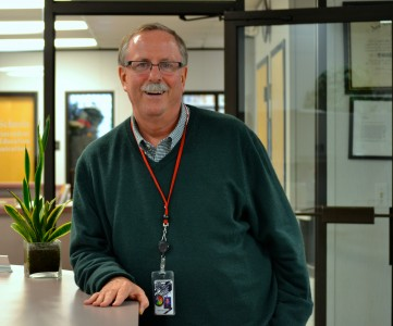 John Boshoven hopes many AAPS families take advantage of upcoming programs. Photo by Jo Mathis