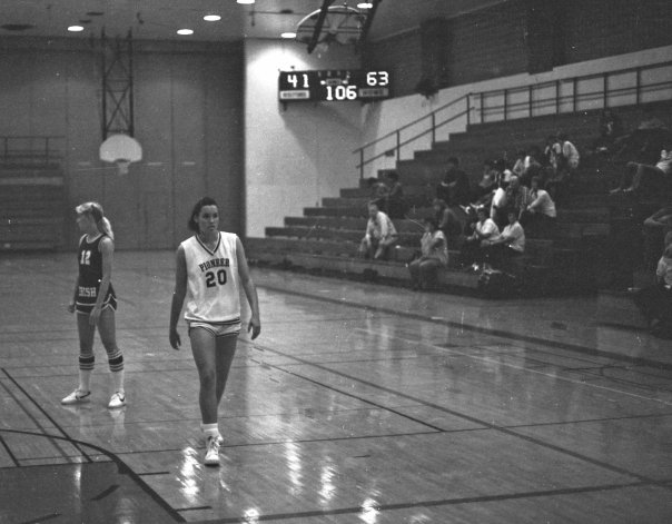 Crystal Westfield was a top scorer at Pioneer before she graduated in 1984.