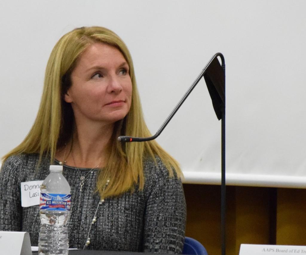 Ann Arbor Public Schools Board Member Donna Lasinski