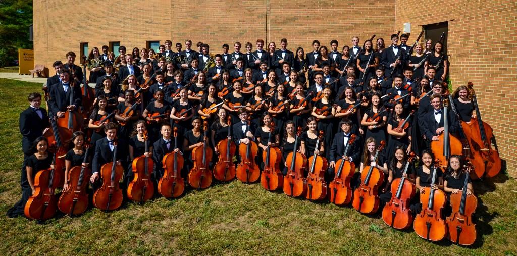 Symphony Orchestra 2015-2016