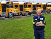 John   N is feeling a whole lot better these days about the AAPS fleet of buses.