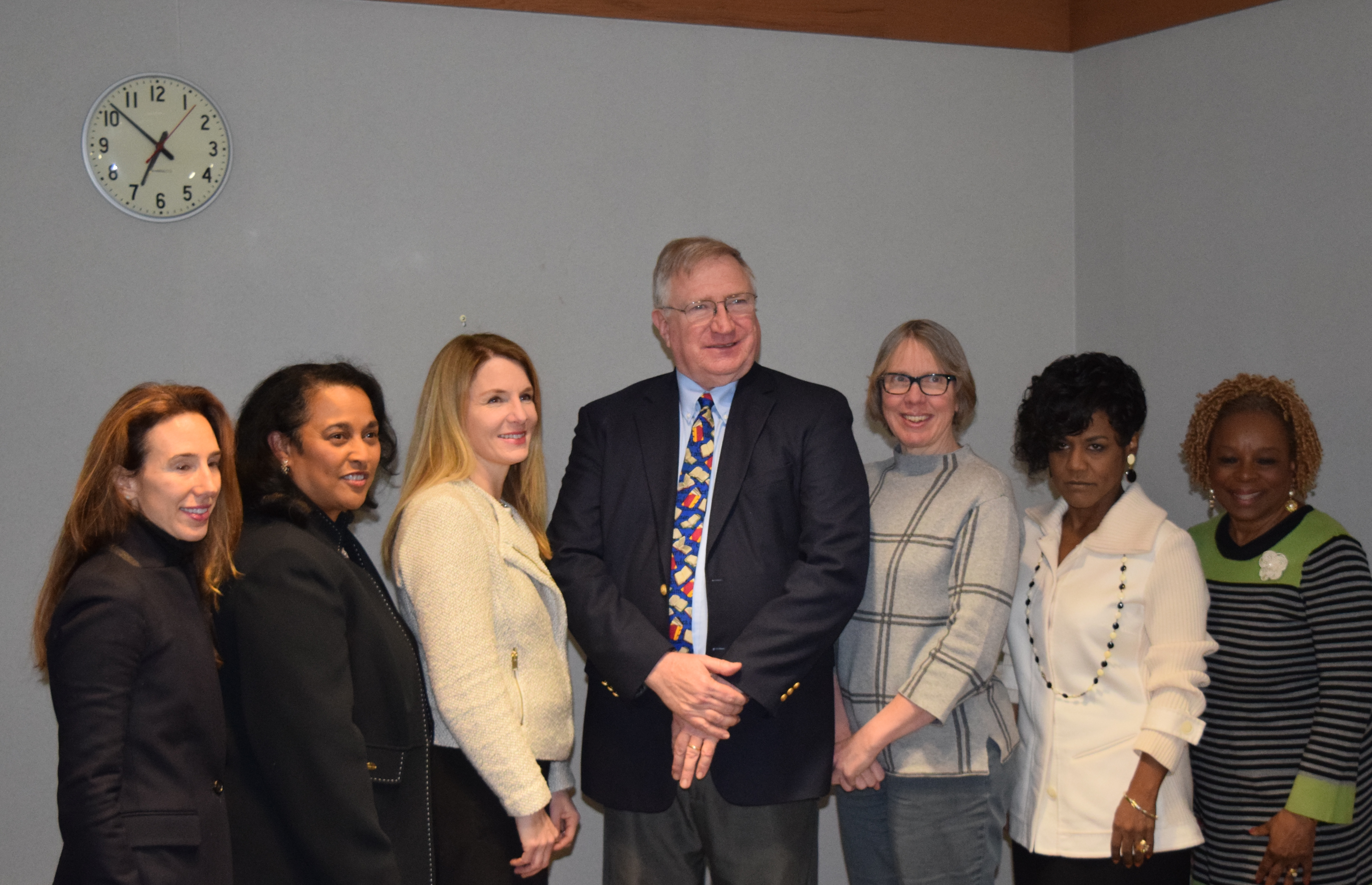 The AAPS Board of Education standing