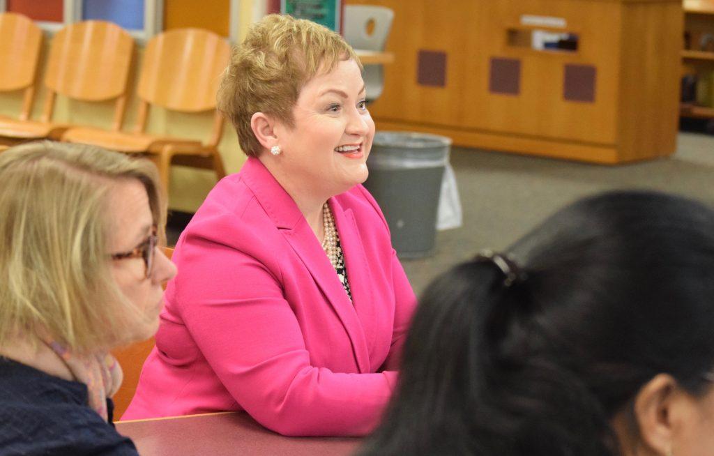 Superintendent Jeanice Swift