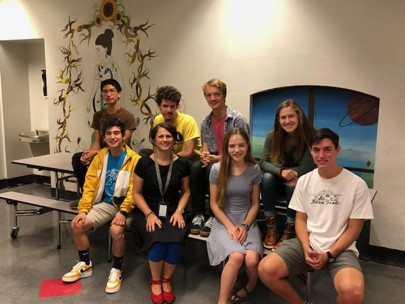 Community High School's 2019 National Merit SemiFinalists