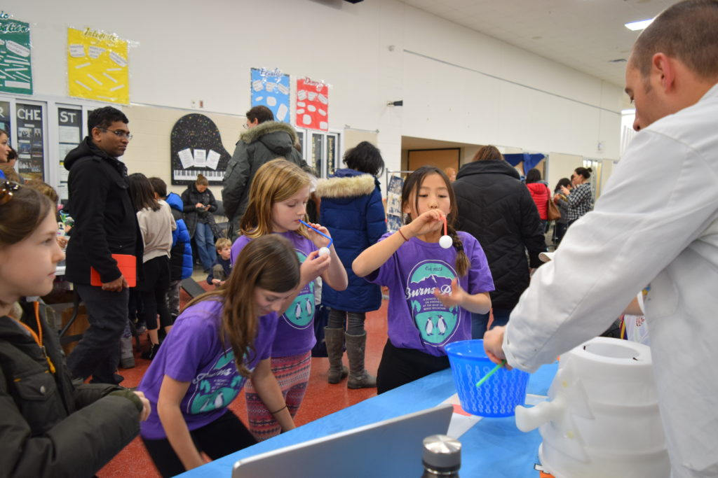 Action-packed AAPS District STEAM Expo showcases students