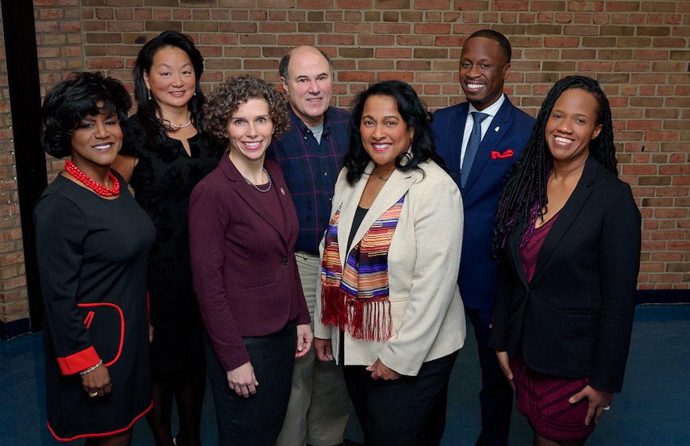 The Ann Arbor Public Schools Board of Education on Jan 16, 2019